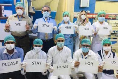 Neurosurgery ICU Team Against COVID19